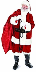 Santa with Sack of Toys Cardboard Cutout Life Size Standup
