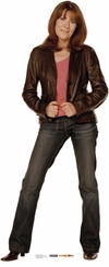 Sarah Jane Smith from Dr. Who Cardboard Cutout Life Size Standup