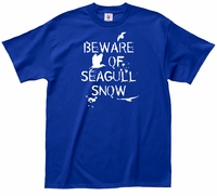 Seagull Snow T-Shirt