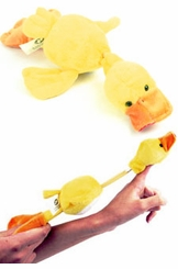 Slingshot Flying Duck with Quacking Sound