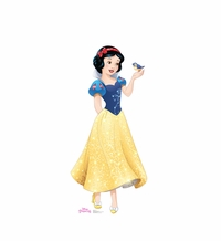 Snow White � Friendship Adventures Cardboard Cutout Life Size Standup