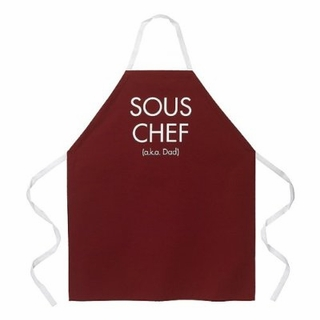 Sous Chef Apron - Click to enlarge