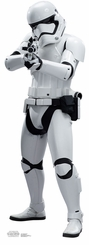 Stormtrooper (Star Wars VII: The Force Awakens) Cardborad Cutout Life Size Standup