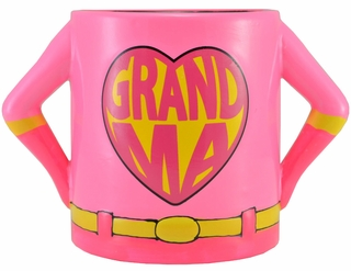 Super Grandma Pink Mug ( 20 oz) - Click to enlarge
