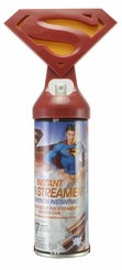 Superman Silly party  string  Returns Instant Fun Streamer Action Kit with Belt Clip