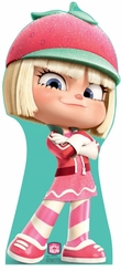 Taffyta from Disney's Movie Wreck-It Ralph Cardboard Cutout Life Size Standup