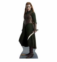 Tauriel from The Hobbit The Desolation of Smaug Cardboard Cutout Life Size Standup