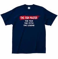 The Fish Master T-Shirt