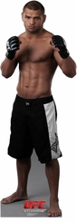 Thiago Alves from UFC Cardboard Cutout Life Size Standup Cutout