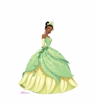 Tiana � Friendship Adventures Cardboard Cutout Life Size Standup