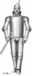 Tin Man from The Wizard of Oz Cardboard Cutout Life Size Standup