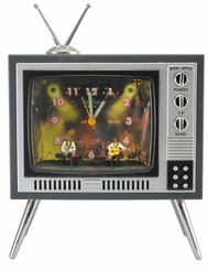 TV Jazz Alarm Clock