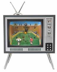 TV Sports Alarm Clock - Soccer