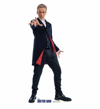 Twelfth Doctor � Doctor Who Cardboard Cutout Life Standup
