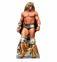 Ultimate Warrior � WWE Cardboard Cutout Life Size Standup