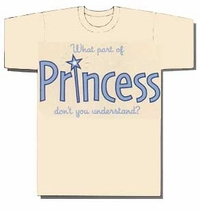 What part of Princess T-Shirt