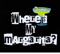 Where's my Margarita Apron
