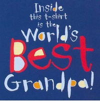 World's Best Grandpa T-Shirt