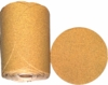 "GoldStar Self-Adhesive Sanding Discs, 5"" Diameter, P220 Grit, Roll of 100."