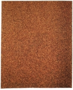 "Aluminum Oxide Sandpaper Sheets, 9"" by 11"", P100A Grit, Pack of 50."
