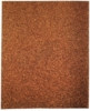"""Aluminum Oxide Sandpaper Sheets, 9"""" by 11"""", P320A Grit, Pack of 50."""