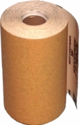 "GoldStar Adhesive Sandpaper Roll, 4.5"" Wide, 10 Yds. Long, 120 Grit."