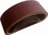 "ValueBelts Aluminum Oxide Sanding Belts, 6"" by 48"", 80 Grit (Medium), Pack of 10."