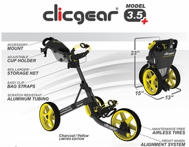 Clicgear & Rovic Carts and Parts