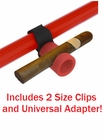 FREE SHIPPING!  Clicgear Cigar Holder