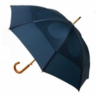 "FREE SHIPPING!  Gustbuster Classic Umbrella | Gust Buster 48"" Hook Handle Umbrella"