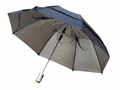 FREE SHIPPING!  Gustbuster Metro Sunblock Umbrella | Collapsible Sun UV Umbrella