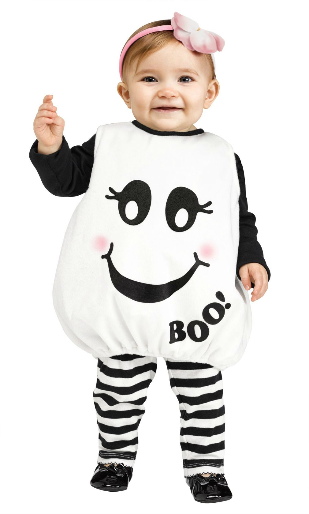 Baby Boo Infant Ghost Costume  sc 1 st  In Fashion Kids & In Fashion Kids