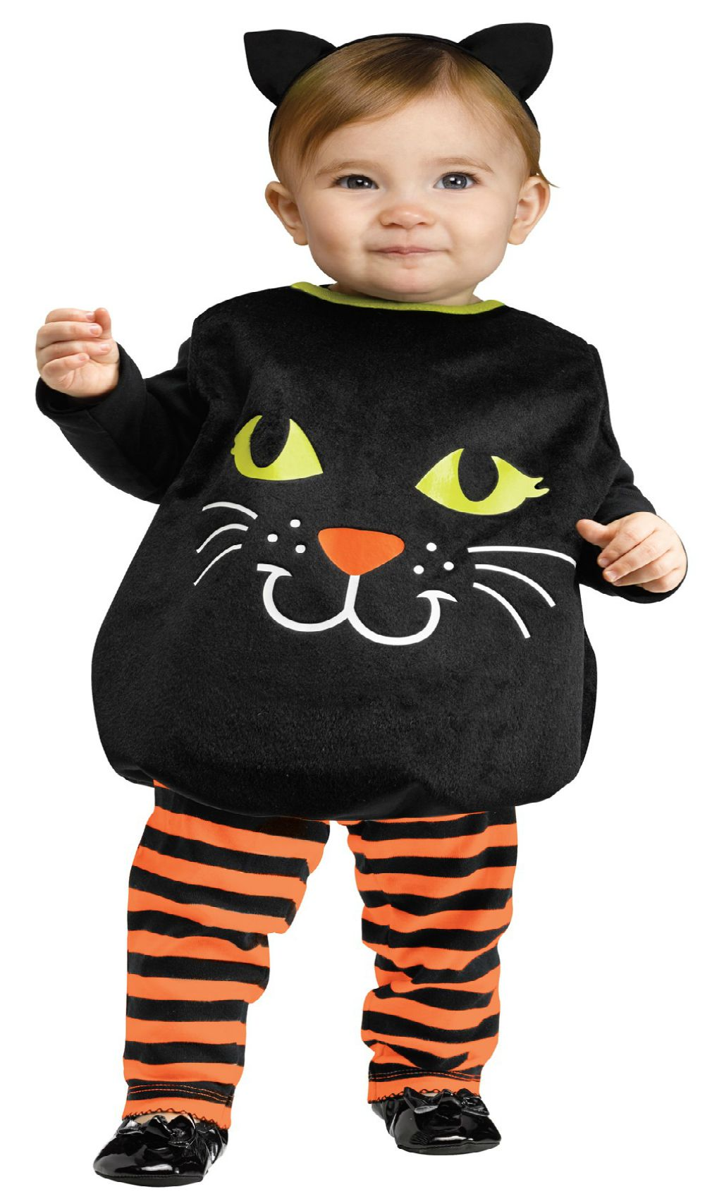 Baby Girls Itty Bitty Kitty Infant Cat Costume  sc 1 st  Meningrey & Baby Girl Cat Costume - Meningrey