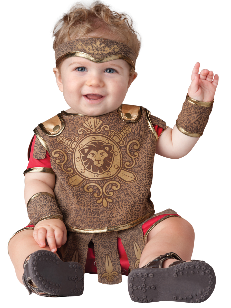Baby Gladiator Costume - Warrior Costume  sc 1 st  In Fashion Kids : achilles halloween costume  - Germanpascual.Com