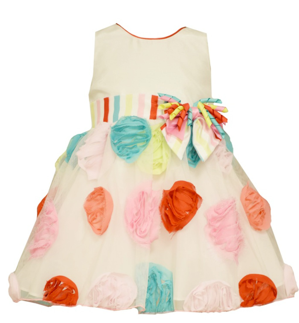 Bonnie Jean Christmas Outfits.Bonnie Jeans Little Girls Party Birthday Dress