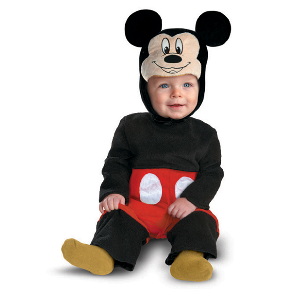 Disney Character Costumes  Infant Mickey Costume  sc 1 st  In Fashion Kids & In Fashion Kids