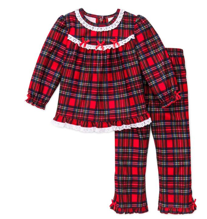 Boys Pajamas Christmas