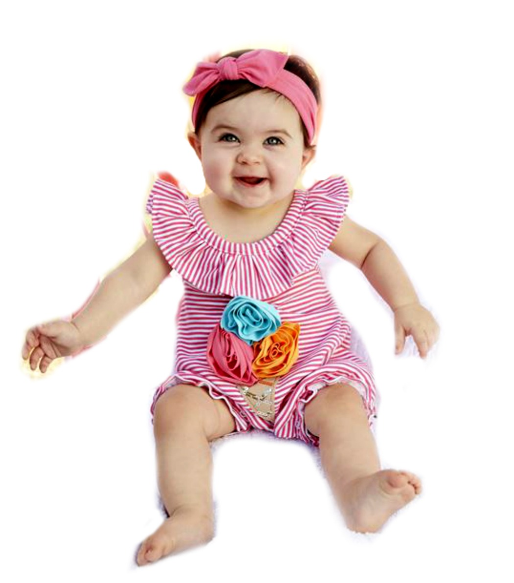 ee021ba9a4b Mud Pie Baby Girls Ice Cream Cone Bubble Romper