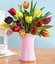 20 tulips (assorted colors)