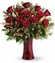 A Christmas Dozen Red Rose