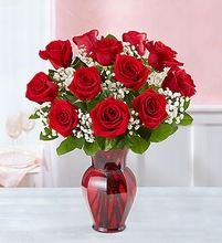 Blooming Love- Red ROSE