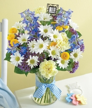 Bouquet for Baby Boy