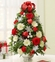 Christmas Flowers Tree