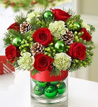 Glorious Christmas Flowers