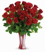 I Adore You Bouquet 3 Dozen Red Roses