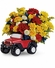 Jeep Wrangler Flowers
