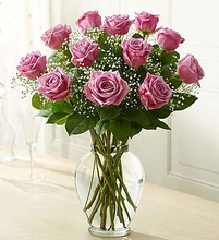 Purple Roses- Happy Mother's Day