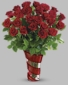 Romance her with roses Dancing In Rose Bouquet