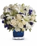 Sapphire Skies Bouquet Flowers