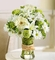 Serene Green Bouquet